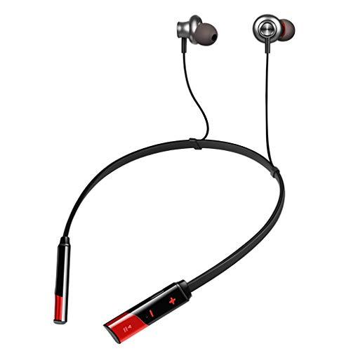 ALIKEEY Kabellose Kopfhörer Drahtlose Bluetooth Sport Nackenbügel