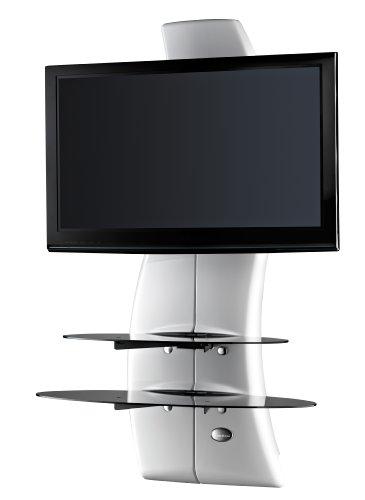 meliconi-ghost-design-2000-488066-weiss-tv-wandhalterung-81-160-cm-32-63-zoll-max-70-kg-20-kg-fur-gl