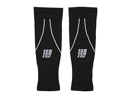 Kompression Bein (CEP - Calf Sleeve 2.0, Beinstulpen für Herren in schwarz, Größe III, Beinlinge für exakte Wadenkompression, Made by medi)