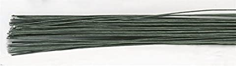 Culpitt 50pk DARK GREEN 28 Gauge 28G Wires Floral Flowers Sugarcraft Floristry