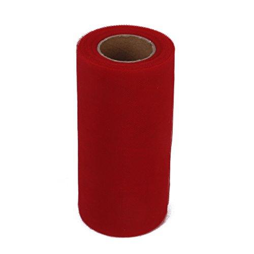 1-rouleau-de-tulle-decoration-pour-tutu-banquet-mariage-artisanat-diy-22m-x-15cm-rouge
