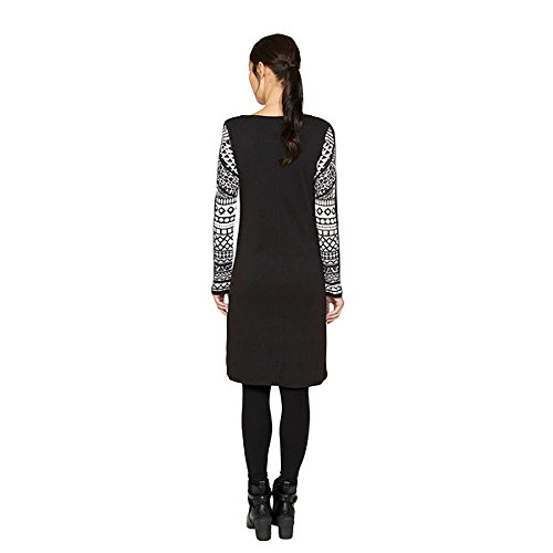 Surkana afti robe noir taille m-xL w (36–40) Noir - Noir
