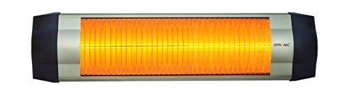 OPRANIC NOVA 1400-2300Watt – Infrarot Heizstrahler mit Fernbedienung | Terrassenheizstrahler mit 5 Wärmestufen | Wärmestrahler mit hohem Wirkungsgrad | Überhitzungsschutz | für Innen und Außen | Wand und Decken Heizstrahler | Infrarotstrahler für Terasse und Balkon | Wintergarten wärme | Heizgerät für Indoor und Outdoor |