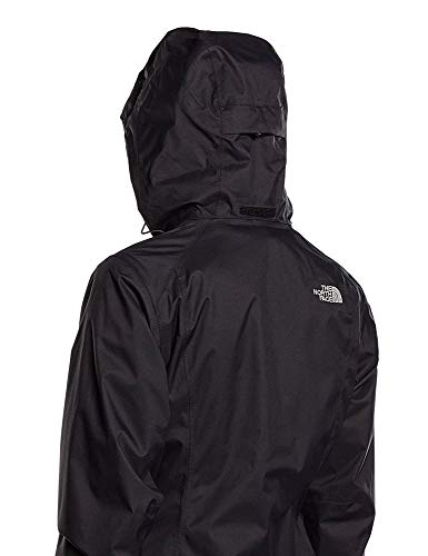 The North Face Waterproof Evolve II Triclimate Women's Outdoor Outdoor Jacket available in Tnf Black/Tnf Black - Medium