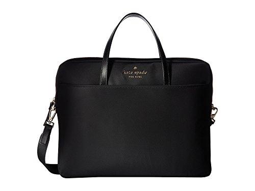 Kate Spade New York Universal Laptop Commuter Case, Black, One Size - Kate Spade Notebook-tasche