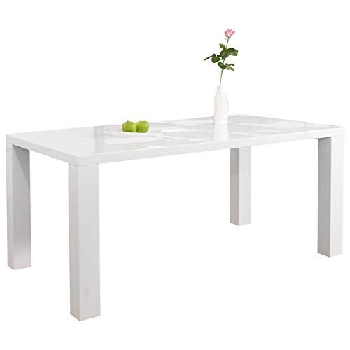SalesFever Baumkanten-Tisch 120