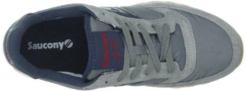 Rosso Sneaker Basso Originali Saucony Jazz Pro Carbone EI44Yxwp