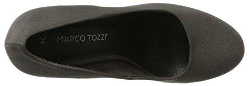 Marco Tozzi 22441, Scarpe con Tacco Donna Grigio (Dkgrey Comb)