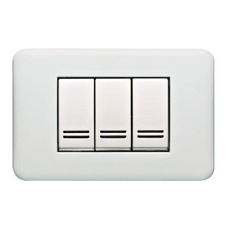 cross-placca-abs-scatola-rett-3m-bianca