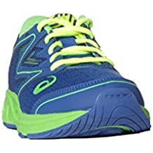 Asics Noosa GS Imperial Green Gecko Safety Yellow