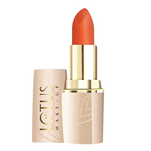 Lotus Make-up Pur Color Moisturizing Lip Color, Tangerine 694, 4,2 g - (Verpackung können variieren) -
