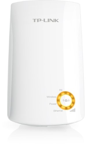 TP-Link TL-WA750RE WLAN-Repeater (150 Mbit/s, LAN Port, WPS)