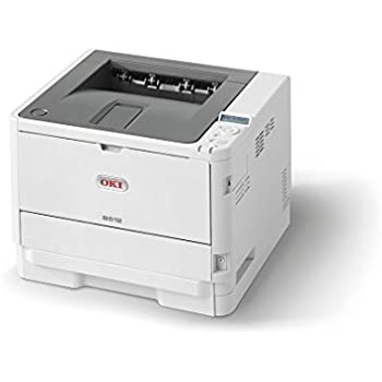 OKI 945710 - Impresora láser monocromo (USB) color blanco
