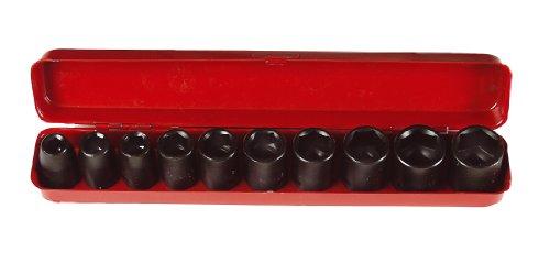 \'Yamato 17020500Druckluft Set Steckschlüssel 1/2Maurer 11Teile