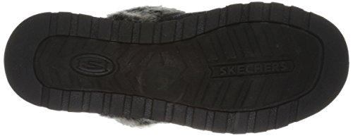 Skechers Keepsakes - Winter Wonder, Ciabatte Donna Nero (Blk)