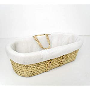 Padding For Moses Baskets (padding only not basket)   11