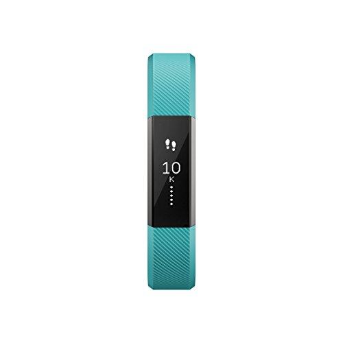 Fitbit Unisex Fitness Armband Alta, Türkis S - 3
