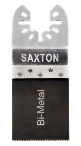 1 x Saxton Bi-Metall-Sägeblatt für Dewalt Wolf Stanley Worx Oszillierende Multifunktionswerkzeugen