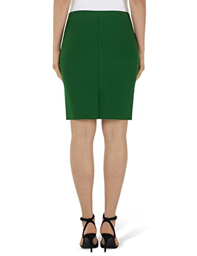 Marc Cain Collections Damen Rock Mehrfarbig (Pine Needle 551)