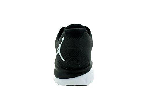 NIKE Jordan Pantalon Jordan Flight Chemin de 2Chaussure De Course à Pied Black/White/Anthracite
