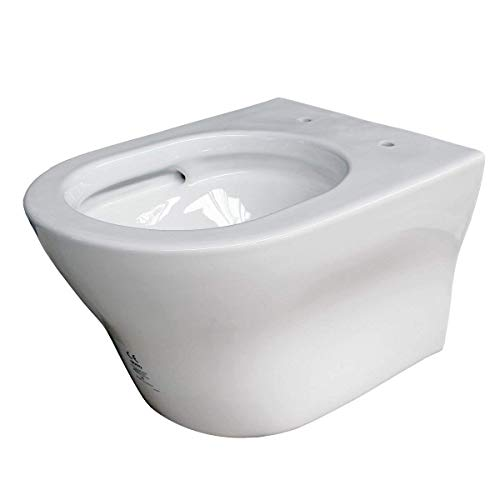 TOTO WC / Toilette MH Series wandhängend mit Tornado Flush CW162Y (Wc Toto)