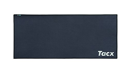 Tacx Trainer Accessories - Colchón plegable para entrenamiento, color negro