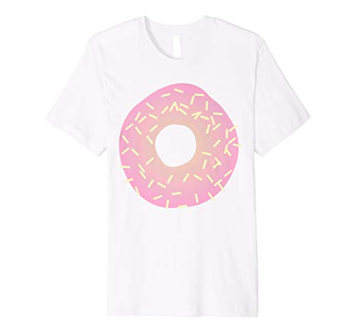 Kinder Kostüm Donut - Halloween Donut Donut-Lebensmittel Kostüm Shirt