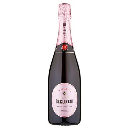 Berlucchi franciacorta rosè cuvee imperiale max rosè 0,75 lt.