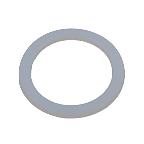 YNuth 1Pc Sealing Ring for Coffee Percolators and Moka Pot Transparent 31IWn 2BTsTiL