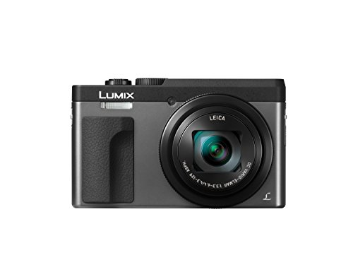 Panasonic LUMIX High-End Reisezoom Kamera (Leica Objektiv, 30x opt. Zoom, 24mm Weitwinkel, Sucher, 4K)