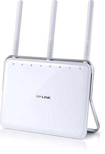 TP-Link All-in-One Box AC750 DECT Telefonie Gigabit WLAN Modemrouter Archer VR200v (VDSL/ADSL, Kompatibel mit Telekom/1+1/Vodafone, DECT Basis und Mediaserver) (Dsl-modem Voip)