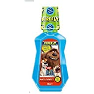 Firefly The Secret Life of Pets Bubble Gum Flavoured Mouthwash, Ages 6+ (237ml)