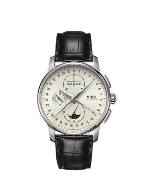 mido-mens-baroncelli-38mm-black-leather-band-steel-case-automatic-silver-tone-dial-watch-m86074m142