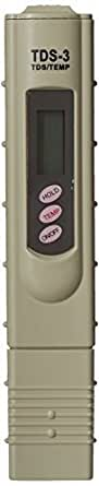 Digital LCD TDS Meter Waterfilter Tester for measuring TDS3/TEMP/PPM
