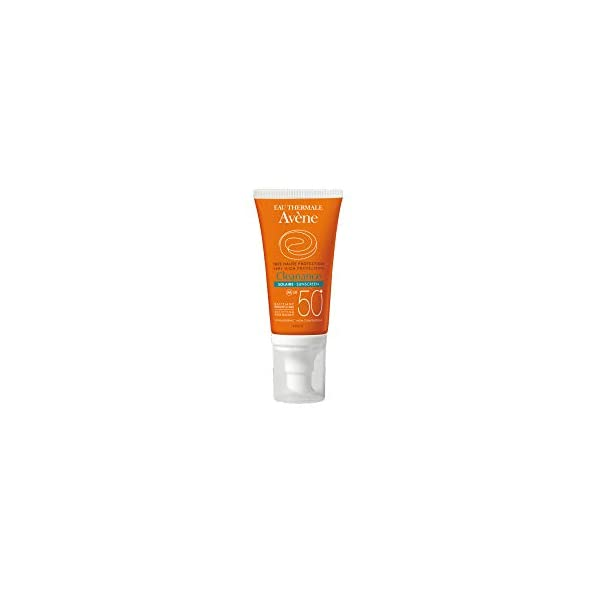 Avène, Filtro solar facial (SPF 50+, piel grasa) – 50 ml.