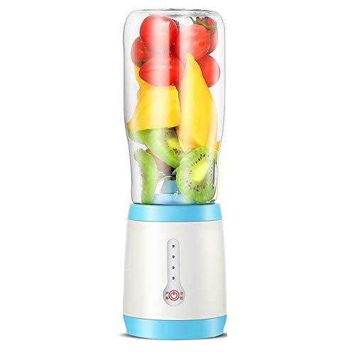 ldqlsq frullatore per smoothie, frullatore per frutta e verdura impastatrice multifunzione, frantumatore da cucina con coltello in acciaio inossidabile