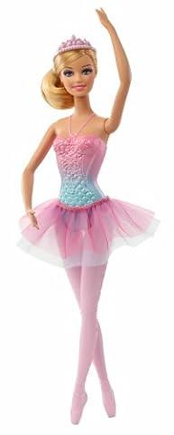 Mattel Barbie BCP12 - Mix and Match Ballerina , Puppe