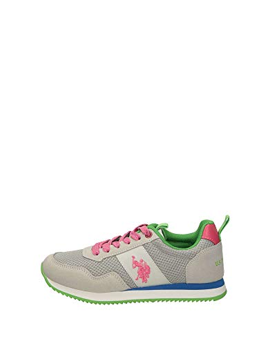 U.s. Polo Assn Teva Sneakers Basse Donna Grigio 38