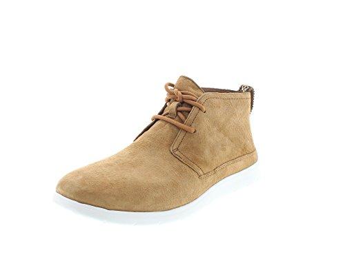 UGG - Sneaker FREAMON - chestnut white
