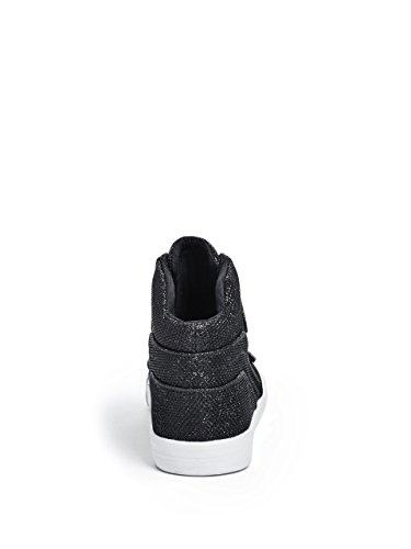 G By Guess Off Duty 2 Toile Baskets Black
