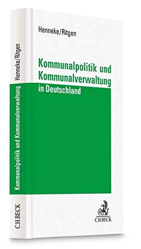 Kommunalpolitik und Kommunalverwaltung in Deutschland