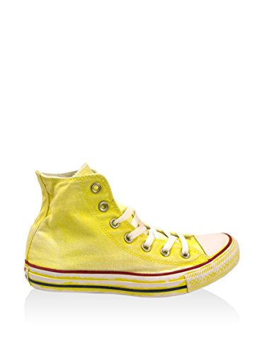 Converse All Star Hi, Sneaker Unisex-Adulto Giallo