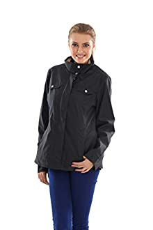 8465fe0aaf6 Le Fashionelle Full Sleeves Stylish European Winter Jacket with High Grade  Polyster for Women s Girl s