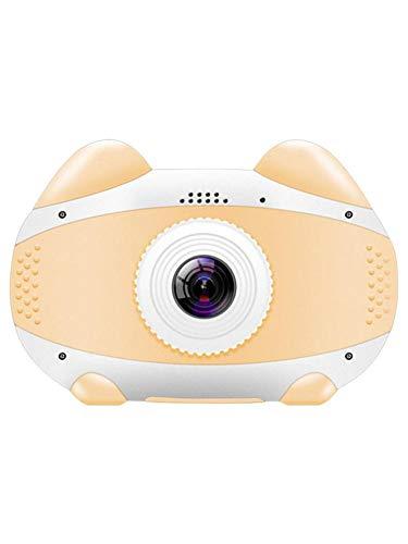 Freedomanoth Mini Kinder Kamera Digitalkamera Camcorder Spielzeug Karikatur Tragbares USB-Ladegerät 12 Millionen Pixel Und 1080p WiFi Für Kind Reise