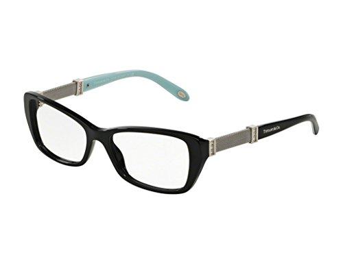 Tiffany & Co. Brillen Für Frau 2117B 8001, Black Gestell aus Metall und Kunststoff, 53mm