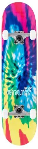 Enuff Skateboard, Unisex Adulto, (Tie Dye), NS