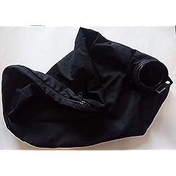 Sac Ramasse Feuilles pour aspirateur souffleur Black + Decker