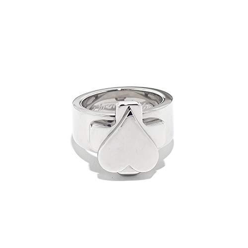 Chronotech 18300705013 anello da donna in acciaio colore argento taglia 13
