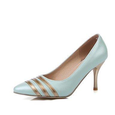 Zormey Women'S Shoes Stiletto Heel/Schuhe Heels Party & Amp Abend-/Kleid Blau/Rosa/Lila/Wei? US6.5-7 / EU37 / UK4.5-5 / CN37