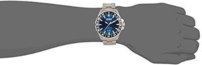 Hugo Boss 1513230 - Reloj de pulsera hombre, Acero inoxidable, color Plateado de Hugo Boss